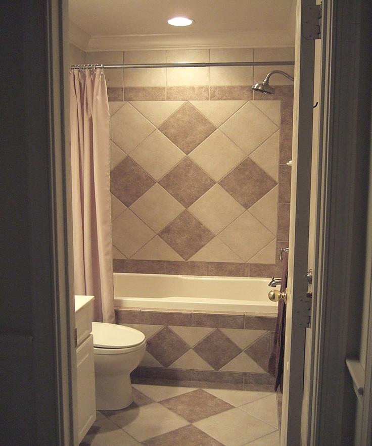 Bathroom Tile Ideas For Shower Walls 108 best bathroom ideas images on pinterest | bathroom ideas, tub
