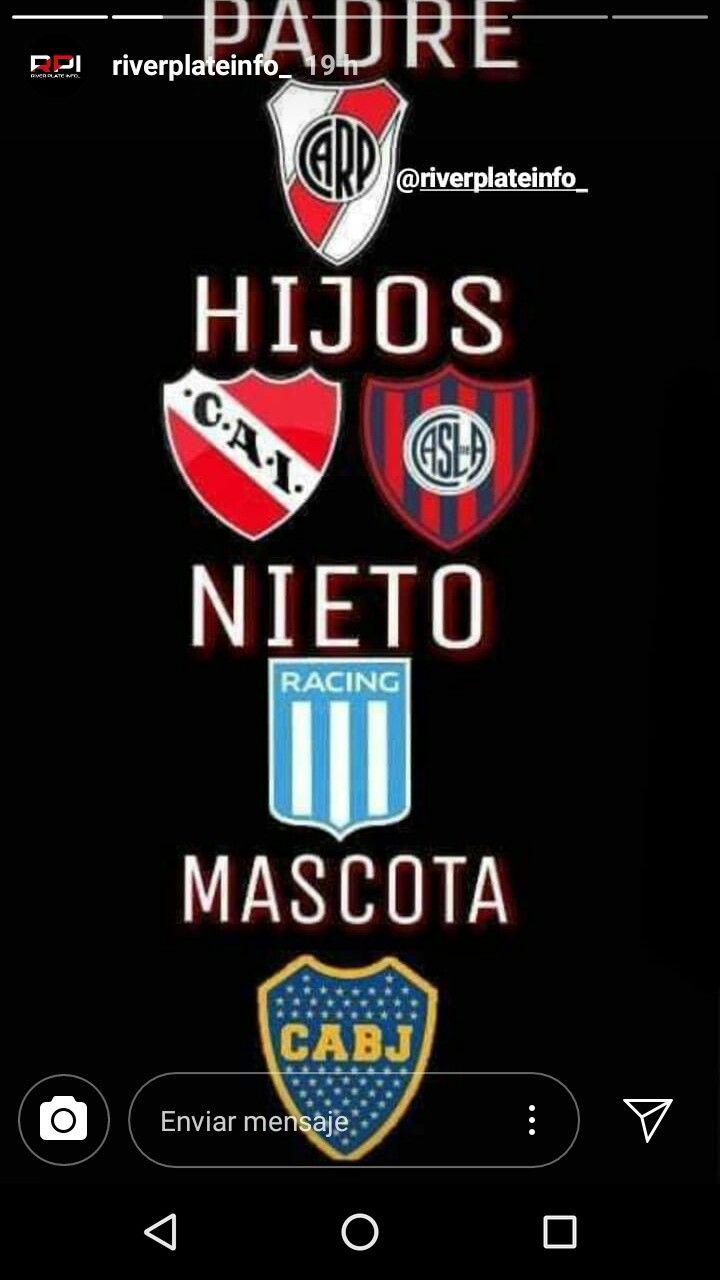 Pin De Adrian Benitez En River Cargadas A Boca Imagenes De River Plate River Plate Camiseta