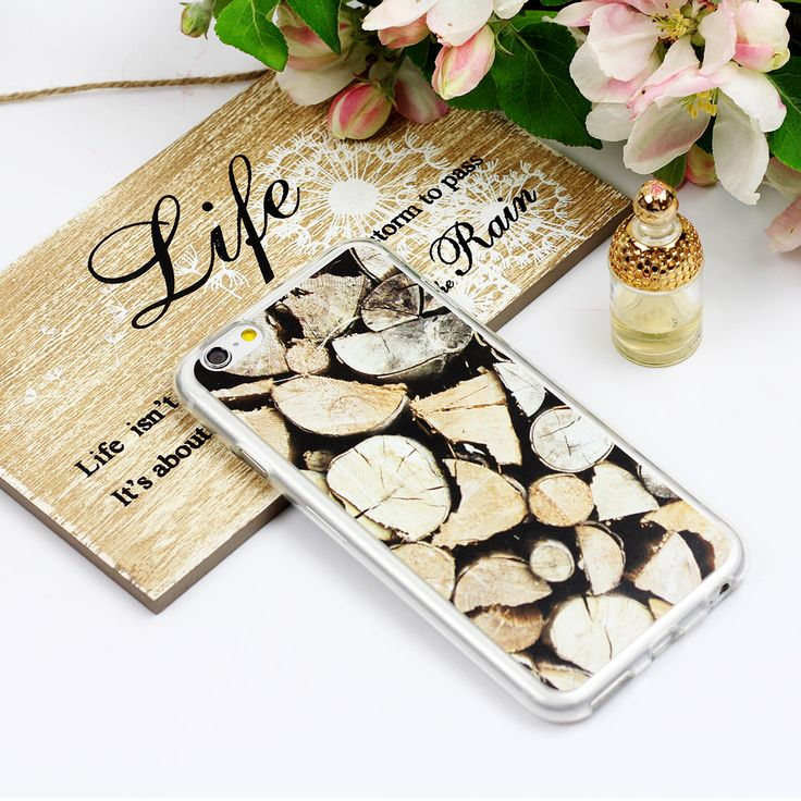 Natural wood on phone case <3 more on www.etuo.pl #case #wood #customcase