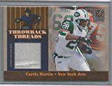 Curtis Martin New York Jets Throwback Jerseys