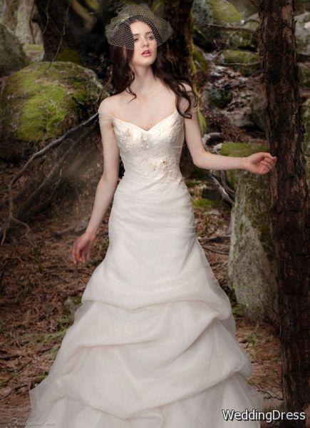 Jenny Lee Bridal Spring women's Wedding Dresses » WeddingBoard