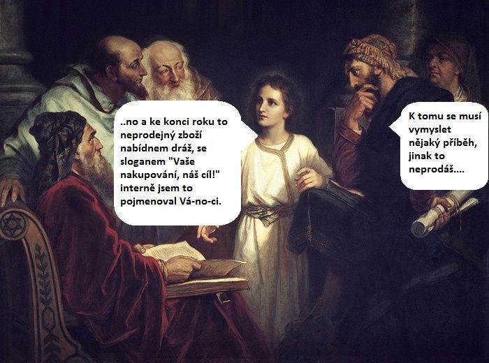 Náboženské vtipy aneb i Bohové mají smysl pro humor