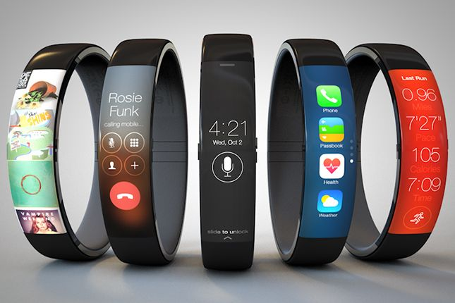 What an Apple iWatch Might Actually Look Like | @Brit Morin #technology @Amy Cullen
