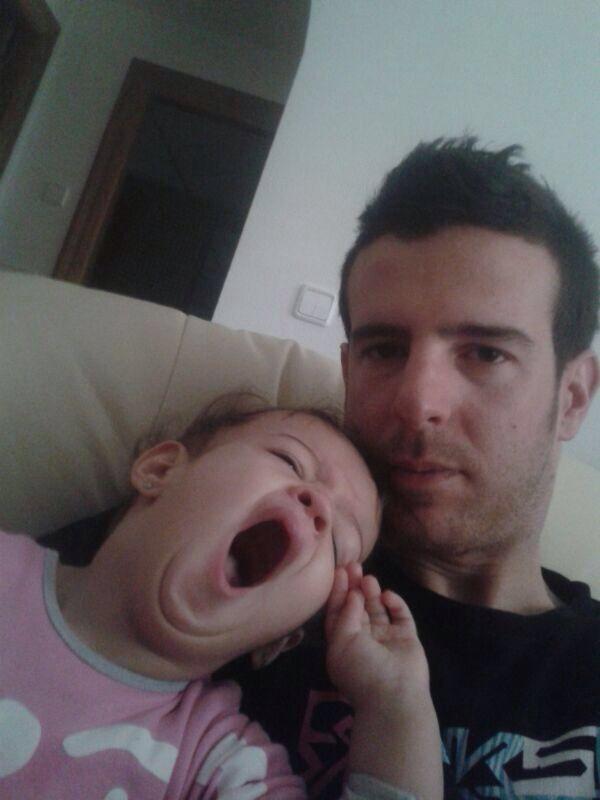 Q sueño papa