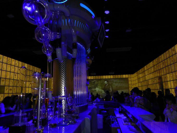 Russia - bar laboratorio