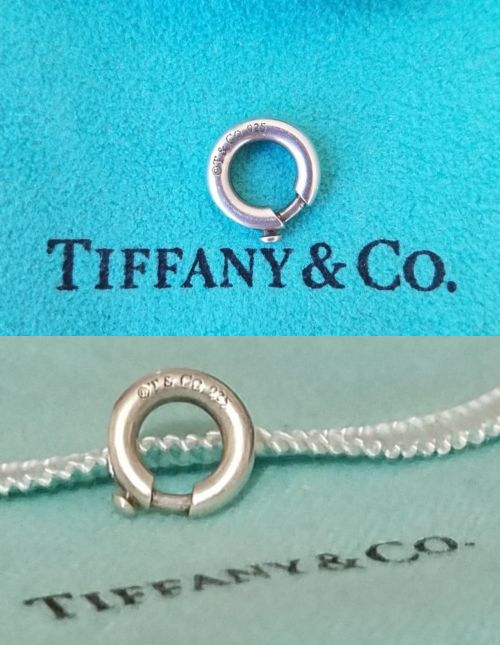f04bbcff3c1bd Fine Charms and Charm Bracelets 140956: Tiffany And Co Sterling ...
