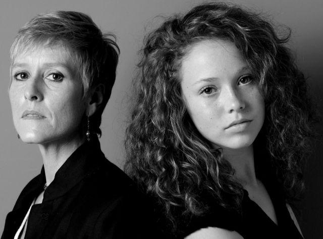 "Photographer Howard Schatz's ""Models and Mothers"""