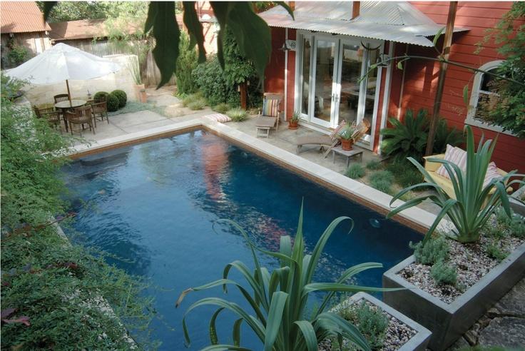 doorstep pool