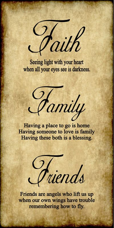 Faith Family Friends is what I am thankful for! Not only