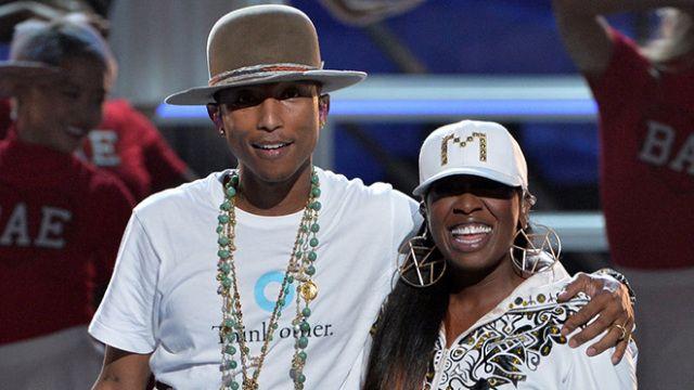 """Missy Elliott joins NBC's """"The Voice"""" as Mentor for Team Pharrell"""