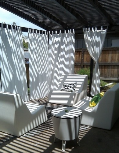 Outdoor Room modern patio