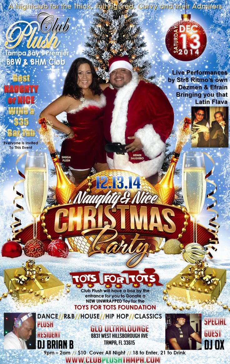 Hip hop radio stations in tampa fl - Bbw Bhm Club Plush Christmas Party December 13 2014 Tampa