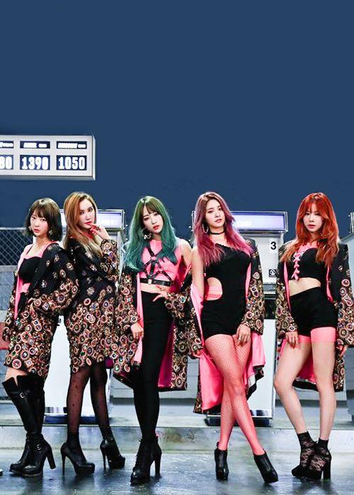 Exid hot pink teaser