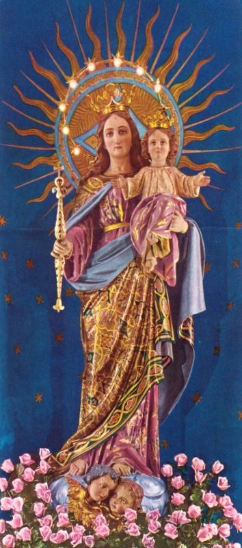 La Madonna di Don Bosco, Maria Ausiliatrice, Maria Auxiliadora