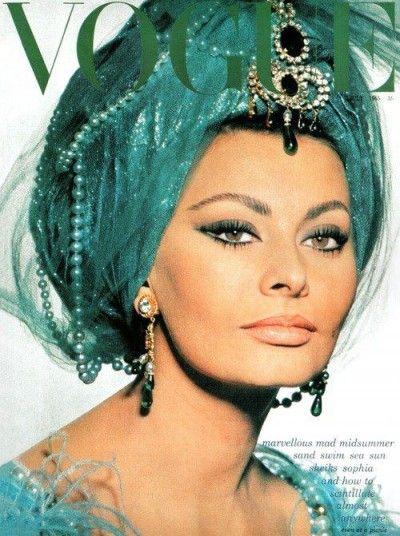 Sophia Loren http://creativelymindful.blogspot.com/