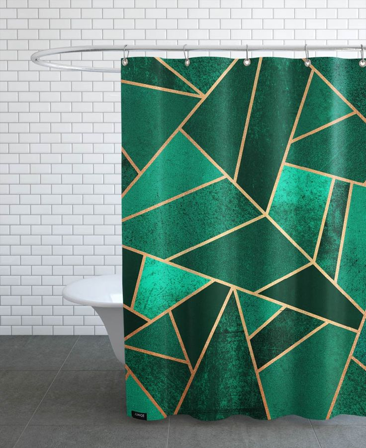Emerald and Copper VON Elisabeth Fredirkson now on JUNIQE!