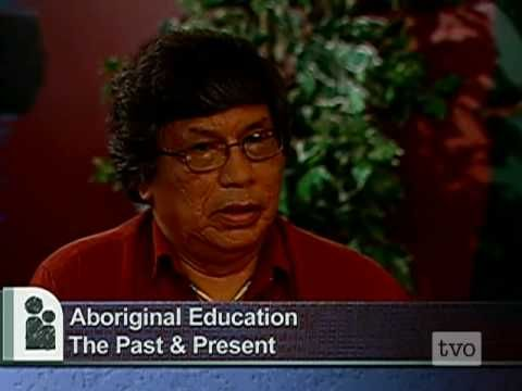 Aboriginal Education- The Past and Present