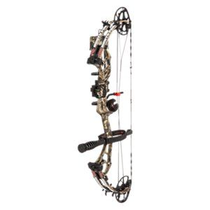 PSE Archery Brute Force Lite RTS Compound Bow - Left Hand - 46-70 lbs