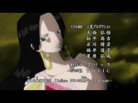 One Piece Opening 11 - Share The World - YouTube, one of the best anime openings ever created!