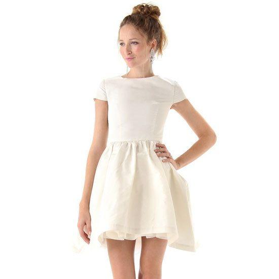 6 robes ravissantes pour votre mariage civil !   POPSUGAR Fashion France