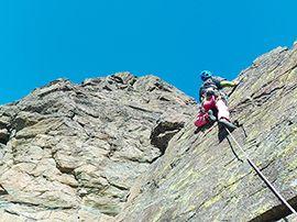 Devero: una nuova via alpinistica sul Pizzo Fizzi, è dedicata a Oliviero Bellinzani - Ossola 24 notizie