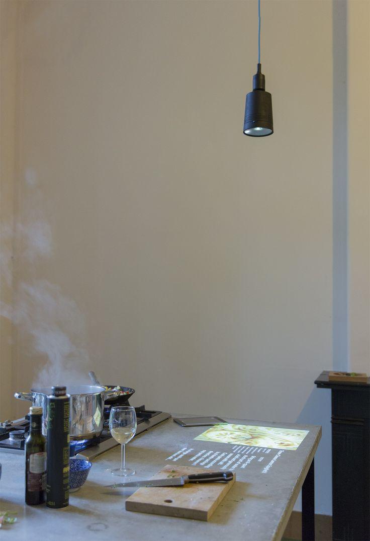 Beam in the Kitchen