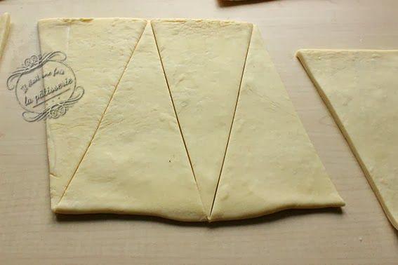 Les croissants au beurre maison : Il était une fois la pâtisserie