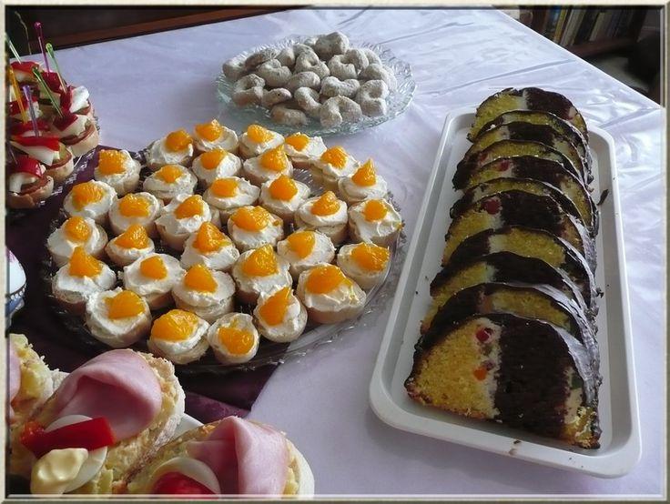 metrový dort
