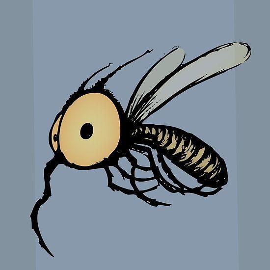 Paquito Mosquito by Ana Demark