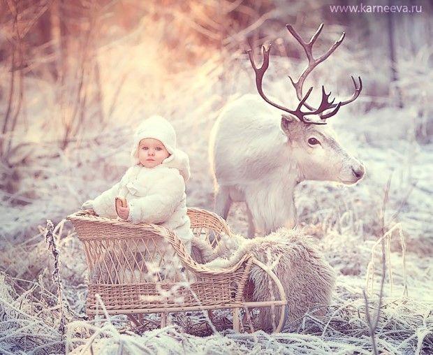 Elena Karneeva fotografie deti a zvieratiek 14