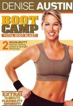 Love Denise Austin ~ been working out with her since I was 24!