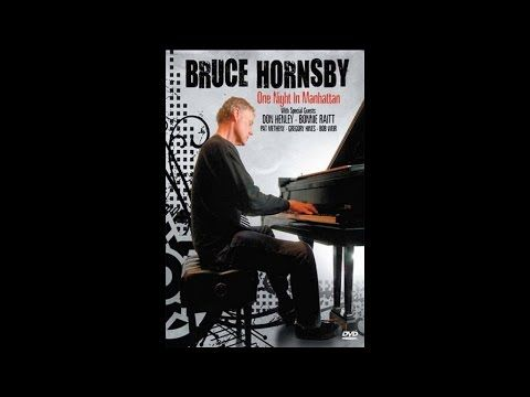 Bruce Hornsby End of the Innocence - YouTube
