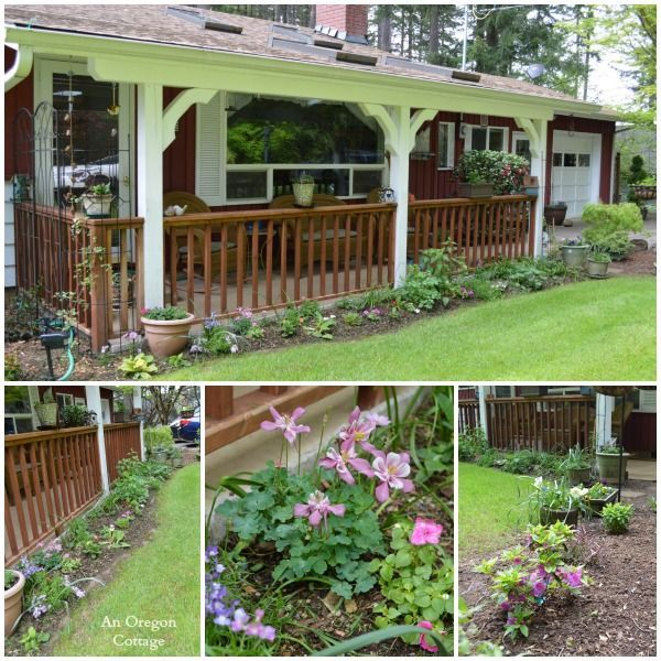 Inspiring Ranch House Porch Addition & Landscaping – An Oregon Cottage