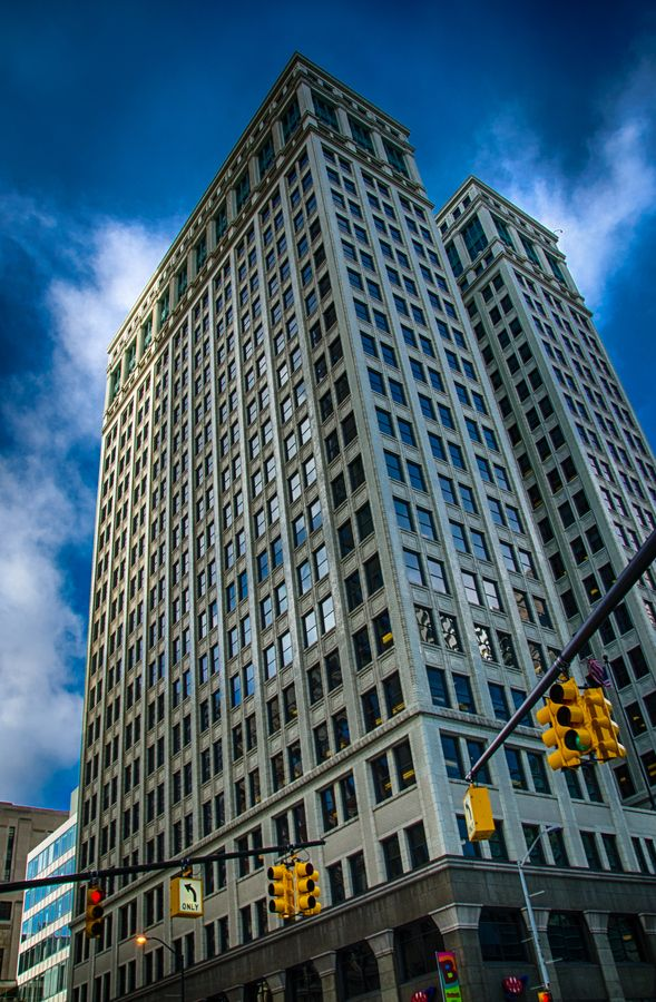 Dime Building now The Chrysler House at 719 Griswold St., Detroit, MI
