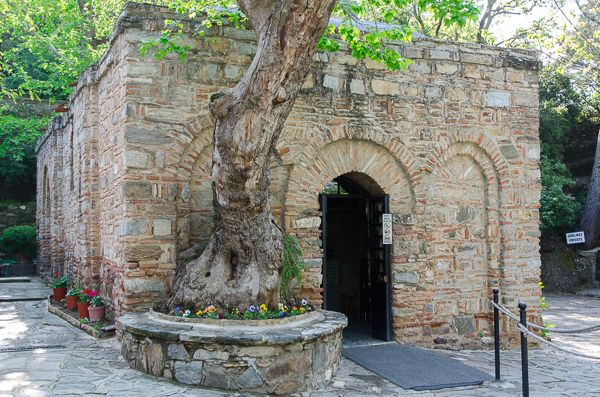 House of the Virgin Mary, Ephesus, Selçuk