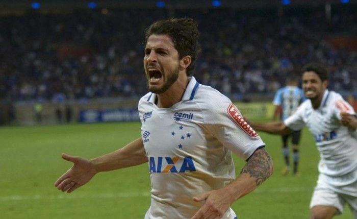 Após deixar o Cruzeiro, Hudson pode reforçar o rival Atlético-MG