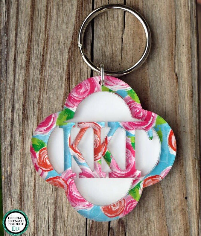 Big Little Sorority Gift, Greek Keychain, Sorority Gift, Sorority Keychain, Lilly Pulitzer Sorority Gift, Big Little Gift by SassySouthernGals on Etsy https://www.etsy.com/listing/262495550/big-little-sorority-gift-greek-keychain
