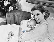 Grace and baby Albert
