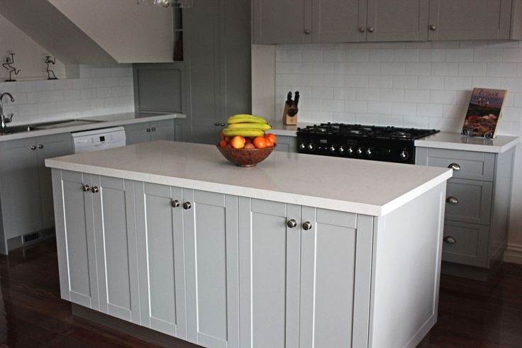 Caesarstone (frosty carrina) - Premium Stone Bench Tops, Stonemason, Bannockburn, VIC, 3331 - TrueLocal