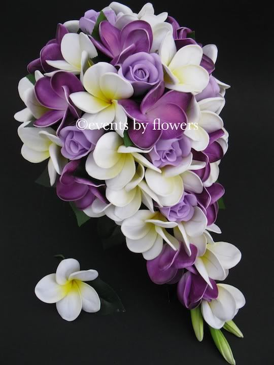 Fake Wedding Flowers Frangipanis : Best plumeria bouquet ideas on bridal