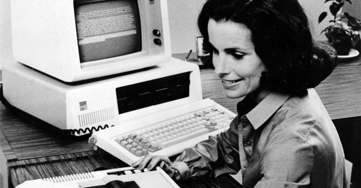 """A computer was no longer just a human reckoner. Just the way a calculator was no longer a person who, as Webster's 1828 dictionary had defined it, """"estimates or considers the force and effect of causes, with a view to form a correct estimate of the effects."""" In 70 or so years, a computer went from being a room-sized monstrosity that ran on pulleys and bulbs to a four-ounce touchscreen that's as ordinary as it is miraculous #technology #computer"""