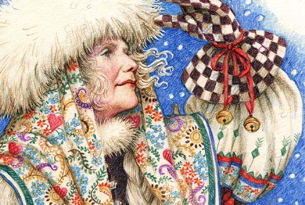 Потрясающие работы иллюстратора Anne Yvonne Gilbert - Ярмарка Мастеров - ручная работа, handmade