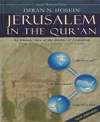 This book is a priceless treasure written by Sheikh Imran Nazar Hosein (born 1942) an Islamic scholar, author and philosopher specializing in Islamic eschatology, world politics, economics, and modern socio-economic/political issues. It should be read by everyone, Muslims and non Muslims alike!!!/NZI