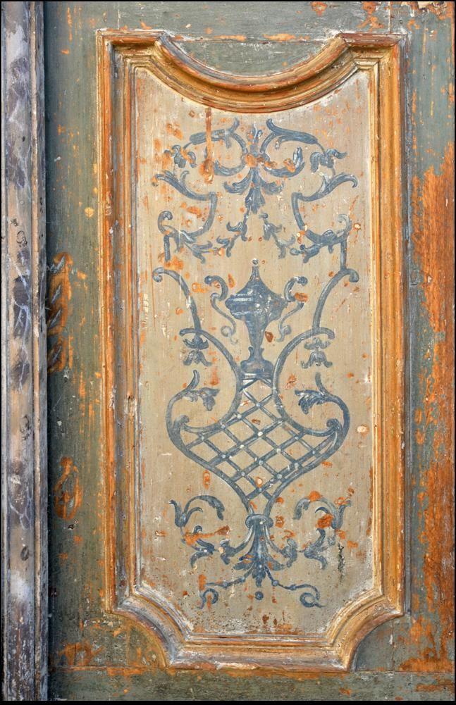 Porte Antiche A Due Ante.La Riggiola Catalogo Porte Antiche Dipinte Porta Consiglio Nel
