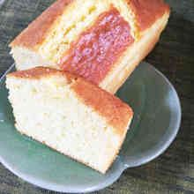 ココナッツオイルで作る基本パウンドケーキ