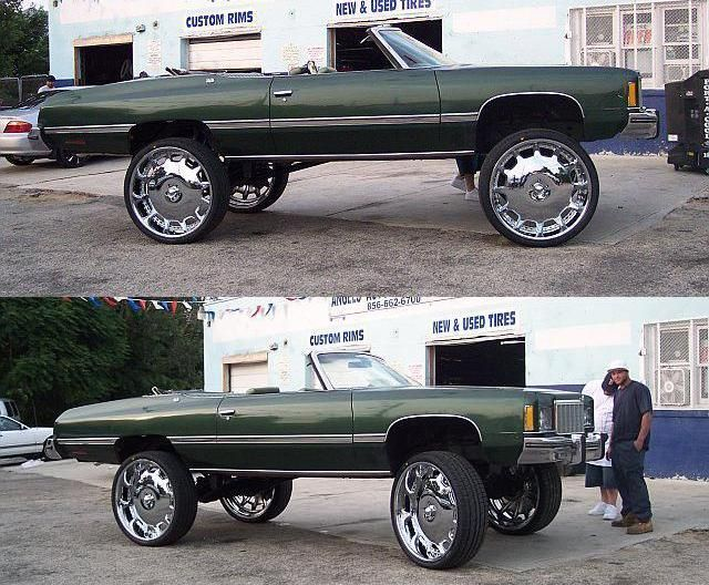 1986 chevy impala on 24 inch rims find the classic rims of your dreams. Black Bedroom Furniture Sets. Home Design Ideas