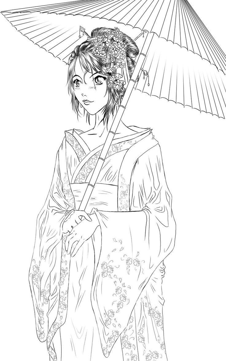 82 besten Anime/Manga/drawings Bilder auf Pinterest | Malvorlagen ...