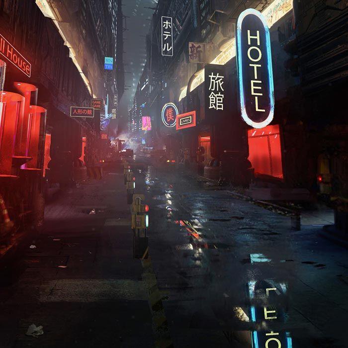 Blade Runner Alley Wallpaper Engine Blade Runner Phone Wallpaper Wallpaper