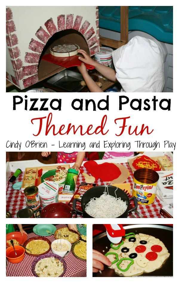 Learning and Exploring Through Play: Kids Pizza Delivery. Role Play Areas. Small World Ideas for Kids. Pizza Playdough.
