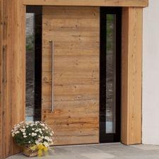 Haustüren holz bauernhaus  Die besten 25+ Holztüren Ideen auf Pinterest | Im mission stil ...